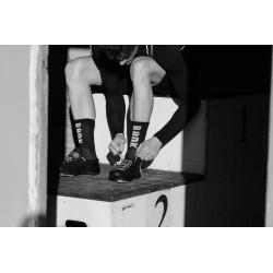 Bank Athletic High Socks, sorte